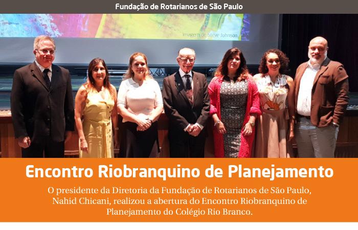 Encontro Riobranquino de Planejamento
