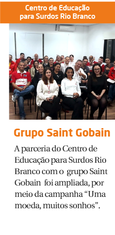 Parceria com Grupo Saint-Gobain é ampliada
