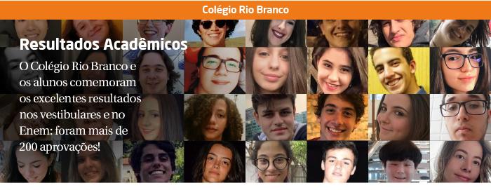 Rio Branco comemora aprovações em universidades nacionais e internacionais