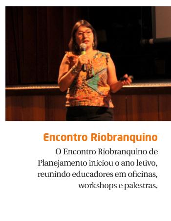 Encontro Riobranquino de Planejamento 2019