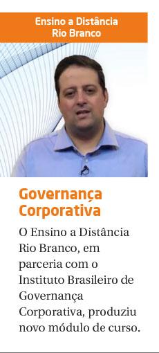 EAD Rio Branco e IBGC lançam curso de Governança Corporativa