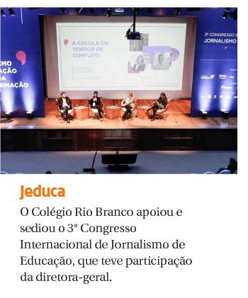 Rio Branco sediou o 3° Congresso Internacional de Jornalismo de Educação